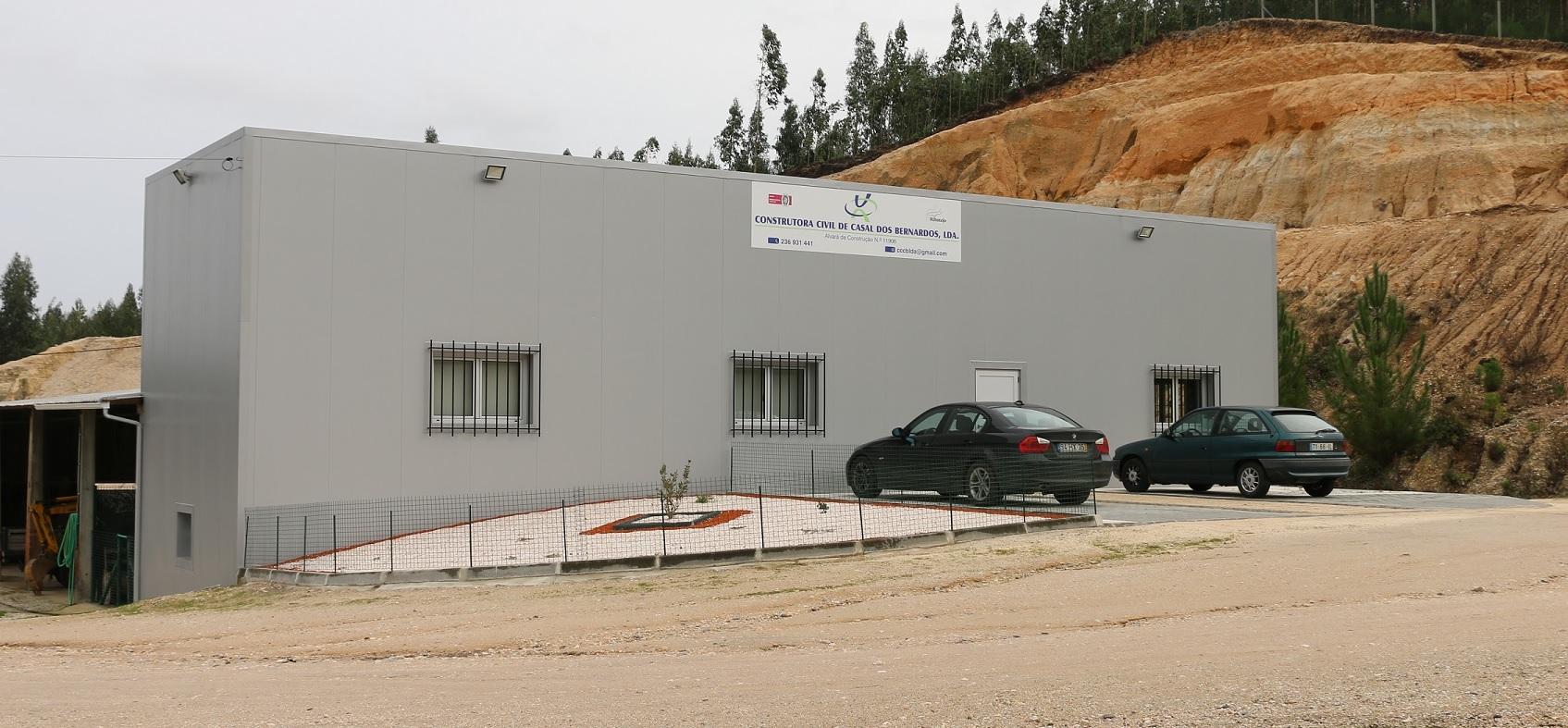Construtora Civil Casal dos Bernardos, Lda.